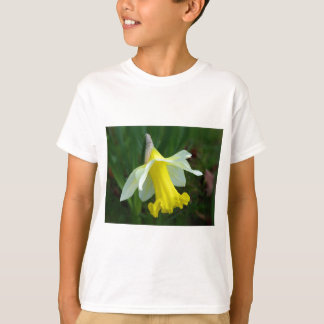 Kids T-Shirt - Yellow Daffodil