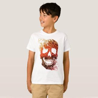 Kids TAGLESS Skull T-Shirt