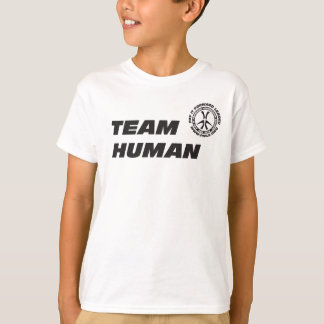 Kid's Team Human T-Shirt
