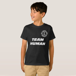 "Kids ""Team Human"" T-Shirt"