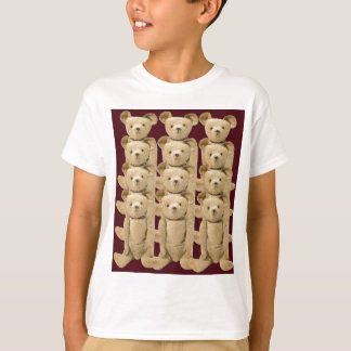 Kids Teddy Bears T-shirt