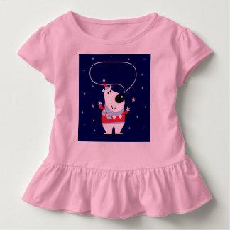 Kids teddy body Suit Toddler T-Shirt