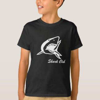 Kids Tee Shark Club