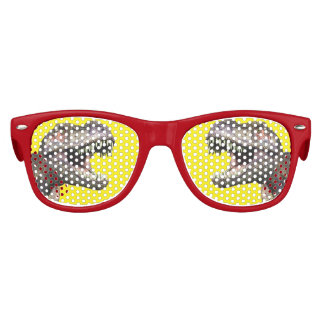 Kids Trex Dinosaur Party Shades