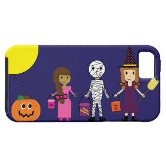 Kids Trick or Treating - Halloween iPhone 5 Cover