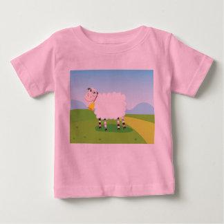 Kids tshirt with SHEEP