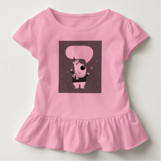 Kids tshirt with sweet Teddy