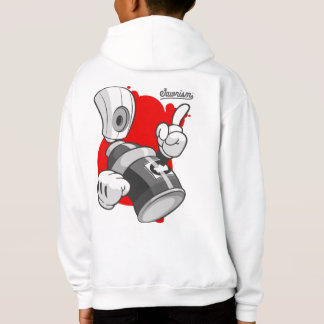 Kids Urban Clothing: Spray Paint Can Streetwear