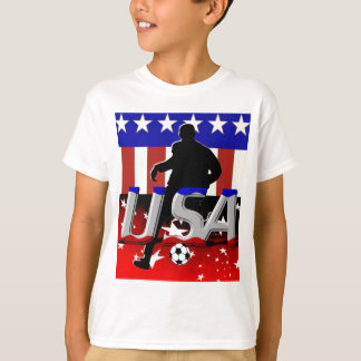 Kids USA Soccer Shirt