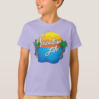 Kids Vacation Tee