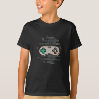 Kids Video Game Controller T-Shirt