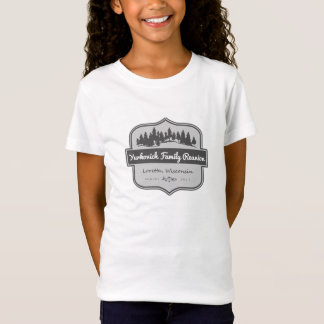 _Kids Yurkovich Family Reunion Light Shirt
