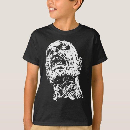 Kids Zombie Horror Tshirt - Walking Dead