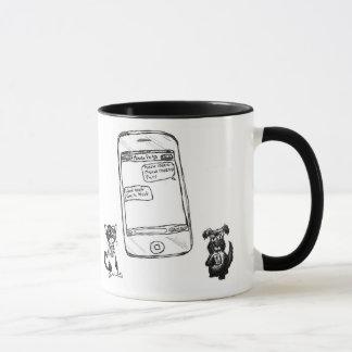 Kiefer and Minnie - Mug