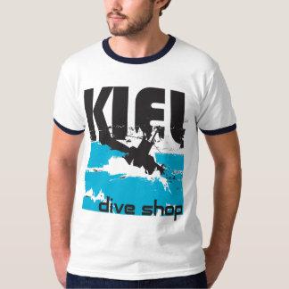 Kiel Dive Shop Ringer T-Shirt