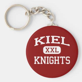 Kiel - Knights - Middle School - Kiel Wisconsin Key Chain