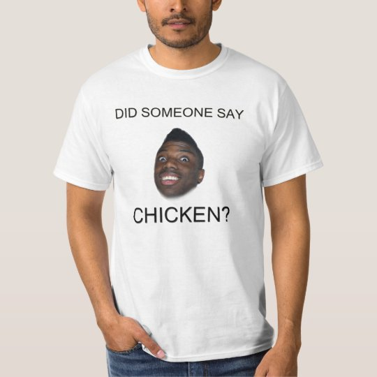 Kieran likes Chicken T-Shirt