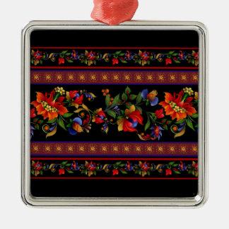 Kiev Black Christmas Ornament