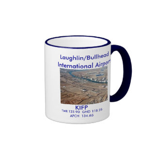 KIFP laughlin Bullhead Intl Airport Ringer Mug