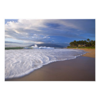 Kihei Beach, Maui, Hawaii, USA Photo Print