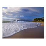 Kihei Beach, Maui, Hawaii, USA Postcard