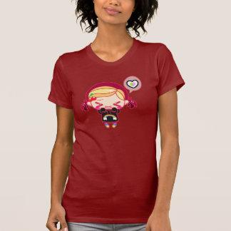Kiki Luffs Teh Sushi T Shirt