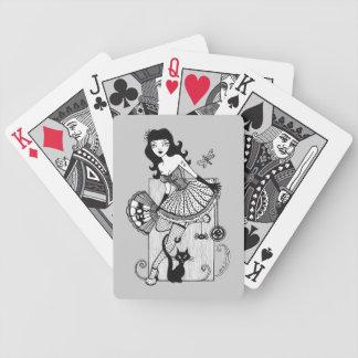 Kiki Monique Playing Cards