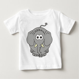 Kiko, a Baby Elephant Baby T-Shirt