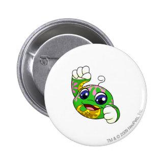 Kiko Disco 6 Cm Round Badge