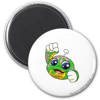 Kiko Disco 6 Cm Round Magnet