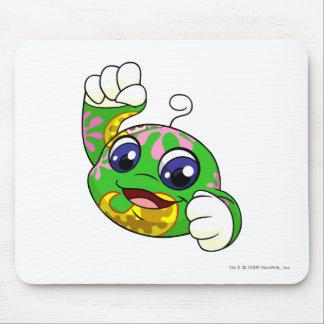 Kiko Disco Mouse Pad