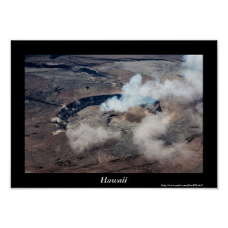 Kilauea Caldera Poster