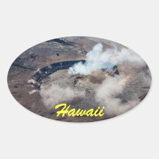 Kilauea Caldera Sticker