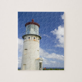 Kilauea Lighthouse Jigsaw Puzzle
