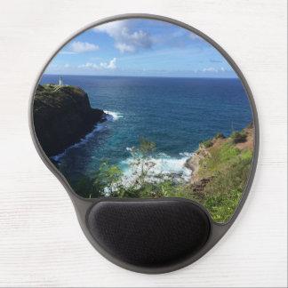 Kilauea Lighthouse Mouse Pad Gel Mouse Pad
