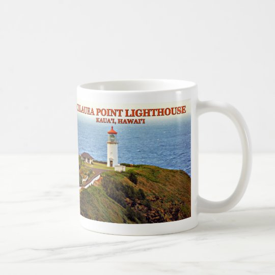 Kilauea Point Lighthouse, Kaua'i, Hawai'i Mug