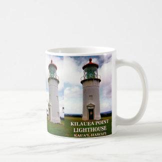 Kilauea Point Lighthouse, Kaua'i, Hawaii Mug