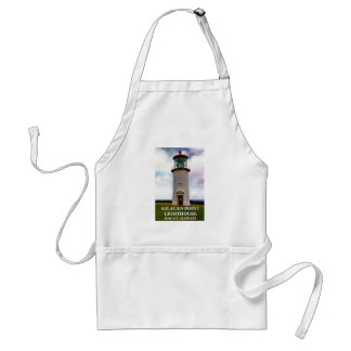 Kilauea Point Lighthouse, Kauai, Hawaii Standard Apron