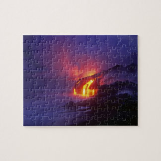 Kilauea Volcano Hawaii Volcanoes National Park 2 Jigsaw Puzzle