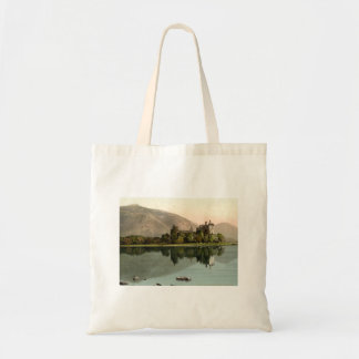Kilchurn Castle, Argyll and Bute, Scotland Tote Bag