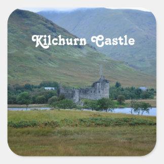 Kilchurn Castle Sticker