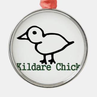 Kildare chick christmas ornament