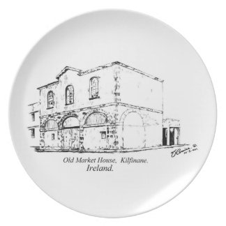 KILFINANE MARKET HOUSE IRELAND. PLATE