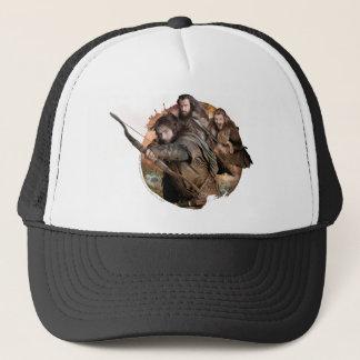 Kili, THORIN OAKENSHIELD™, and Fili Trucker Hat