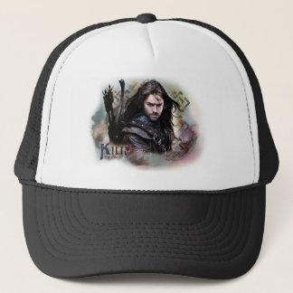 Kili With Name Trucker Hat