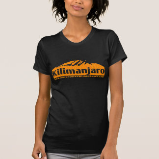 Kilimajaro orange T-Shirt