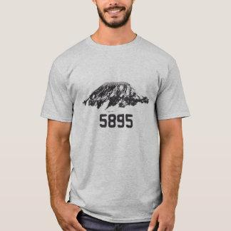 Kilimanajaro 5895 t shirt