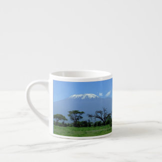 Kilimanjaro Custom Espresso Cup