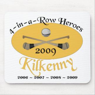 Kilkenny, 2006 ~ 2007 ~ 2008 ~ 2009 mouse pad