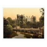 Kilkenny Castle. Co. Kilkenny, Ireland magnificent